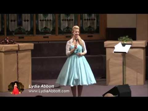 Lydia Abbott Christmas Concert Special