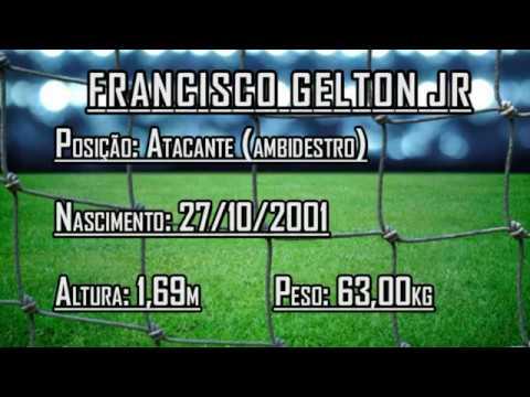 Gelton Jr - Atacante - 2001