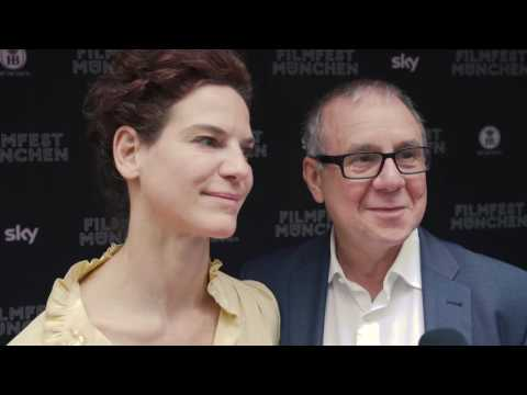 Filmfest München 2016 | Bibiana Beglau und Joachim Król