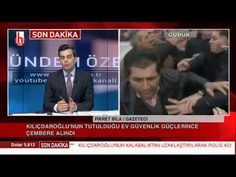 Kemal Kılıçdaroğlu'na çirkin saldırı!