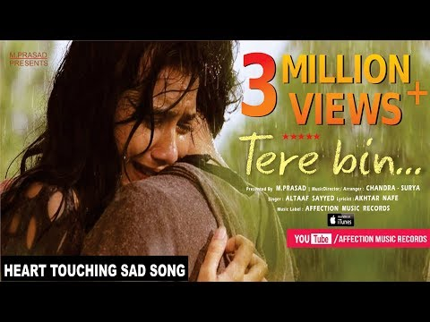 MEGA HIT HEART TOUCHING-SAD ROMANTIC SONG 2017 *HO KE JUDA BY ALTAAF SAYYED #AFFECTION MUSIC RECORDS