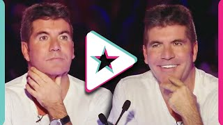 Sassy Dancers Get Simon Cowells Attention! | Yanis Marshall & His Men Spice Up The Stage!