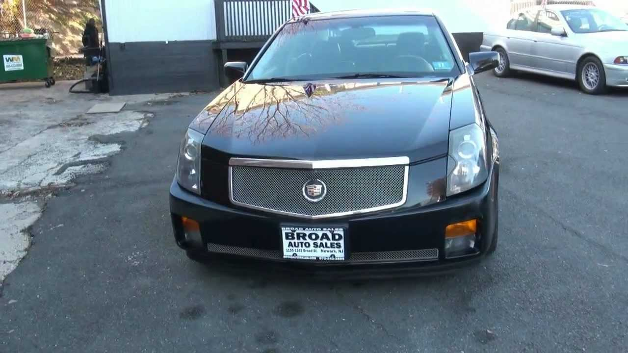 2004 cadillac cts 3 6 v6 navigation youtube. Black Bedroom Furniture Sets. Home Design Ideas