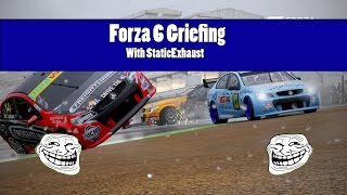 Forza 6 Griefing - Dodge My Car