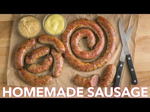 Dinner: How To Make Homemade Sausage - Natasha's Kitchen