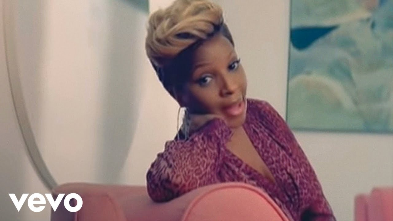 Mary J Blige I Am Official Music Video Youtube