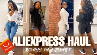 BADDIE ON A BUDGET| ALIEXPRESS SUMMER TRY ON HAUL♡