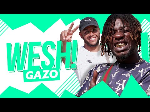 Youtube: WESH : Gazo, le prince de la drill !