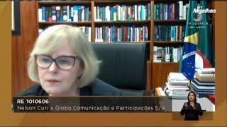 Rosa Weber frisa importância da liberdade de expressão na Democracia