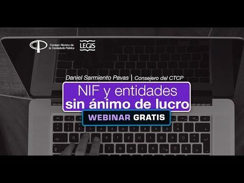NIF y entidades