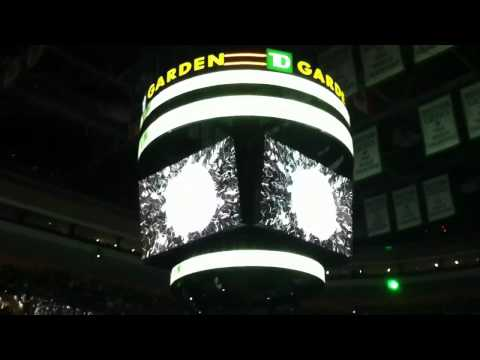 Celtics 2011-12 season opener introduction