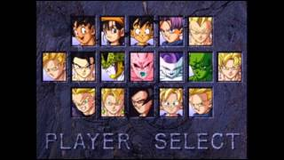Dragon Ball Gt Final Bout Character Select.mp3