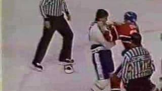 Kevin Maguire vs Lyle Odelein