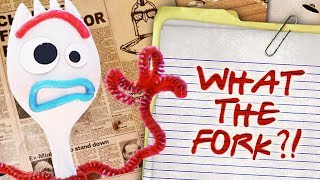What Does Forky Mean For Toy Story 4? | Channel Frederator
