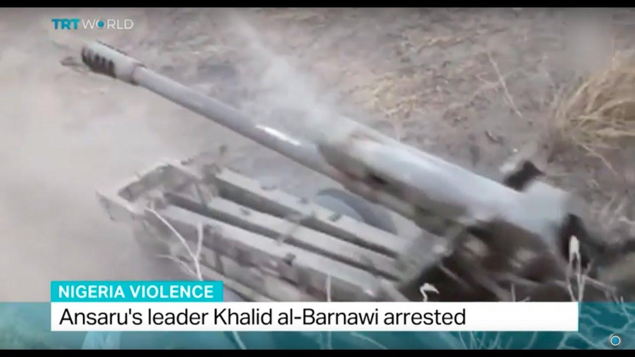 Download Ansaru's leader Khalid al-Barnawi arrested in Nigeria