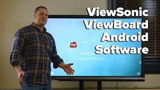 ViewSonic ViewBoard | Android Software Demo