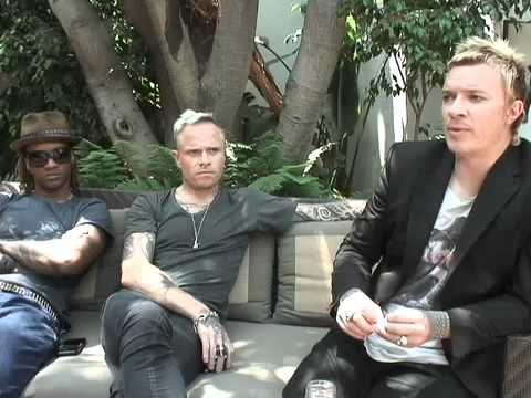Interview with The Prodigy