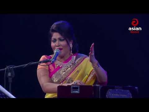 Isaray Sis Diye Amake Dekho Na | Rizia Parvin Asian TV Live Performance | Asian TV Music