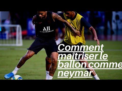 exercice-pour-maÎtriser-le-ballon-comme-neymar