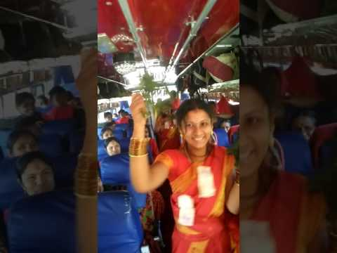 Om  sakthi Trip dancing