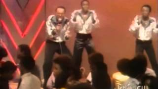 The Dramatics - Be With The One That You Love [+ Interview] Soul Train 1980
