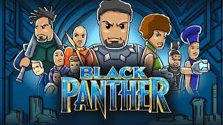Minecraft - BLACK PANTHER CIVIL WAR: Superhero Royale Rumble!
