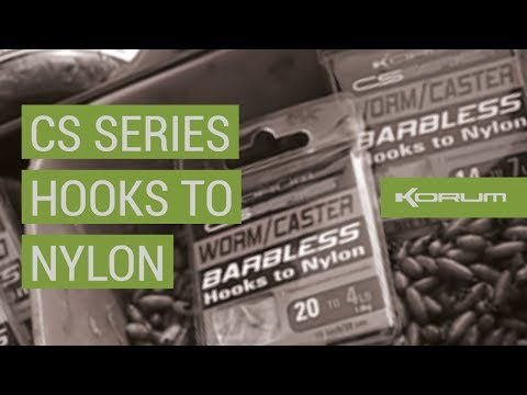 CS Series Hooks To Nylon Explained