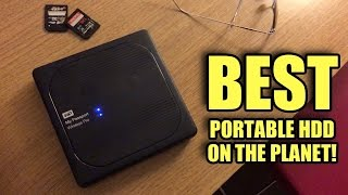 The Best Portable Hard Drive on the Planet…