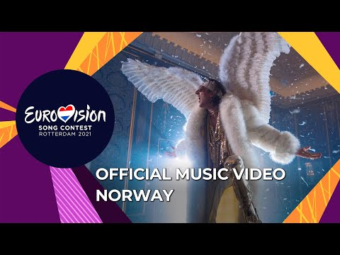 TIX - Fallen Angel - Norway ?? - Official Music Video - Eurovision 2021