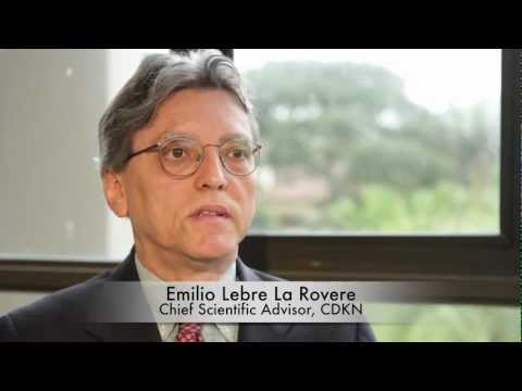 In conversation with... Emilio La Rovere, Chief Scientific Advisor to CDKN