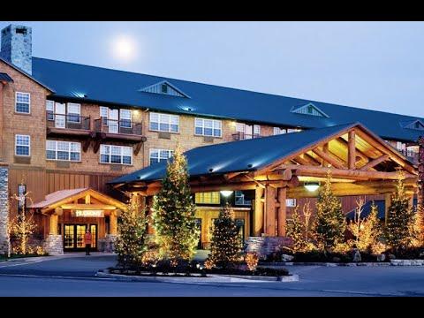 Heathman Lodge Vancouver Washington Room Tour