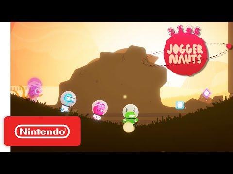 Joggernauts - Launch Trailer - Nintendo Switch