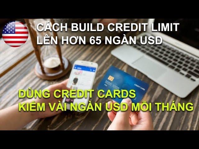 🇺🇸Thẻ tín dụng Mỹ #2: Cách xài Thẻ Tín Dụng ra tiền. Vay 1 Tỷ vnd không trả lãi | Quang Lê TV #37