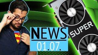 Nvidia Super: Preise & Specs der neuen GPUs schon jetzt bekannt - News