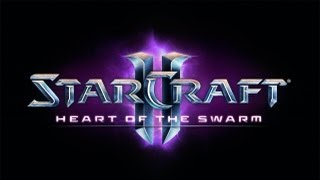 Starcraft 2: Heart Of The Swarm Прохождение Кампании с Adolf[RA] #1 - [Starcraft II] [HOTS]
