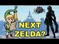 Next Zelda Art Style? | Breath of the Wild Cut Content