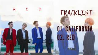 All rights administered by j&star company ●artist: the rose (더 로즈) ●songs: california, red ●album: single album 'red' [rel...