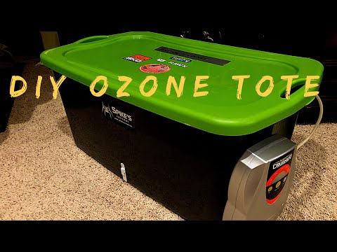 DIY Ozone Tote | Scent Crusher