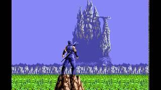 SNES Longplay [533] Ninja Gaiden Trilogy