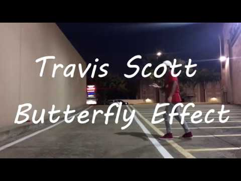 Travis Scott - Butterfly Effect (Official Dance Video) ft. @GoldJuse
