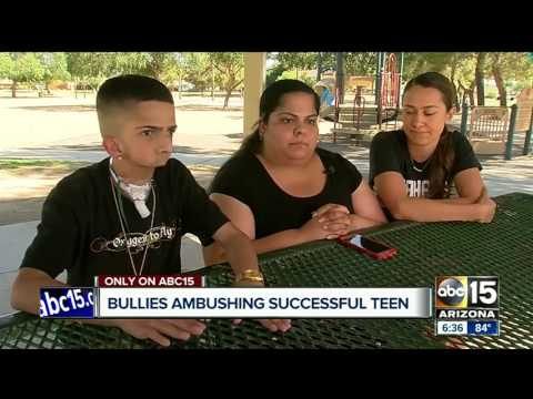 Valley rapper bullied after music video goes viral