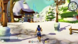 Freerealms Gameplay Trailer