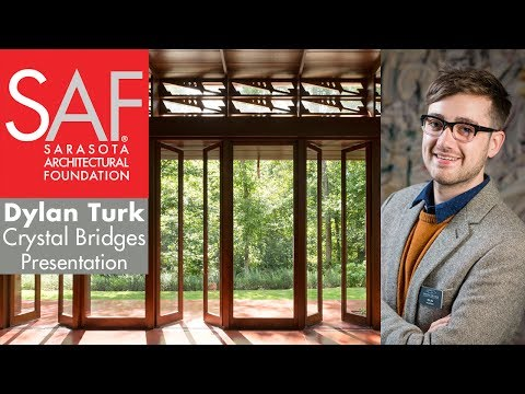"""SAF Lecture: """"Handle With Care"""" Presented by Dylan Turk, Crystal Bridges April 25, 2017"""