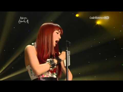 SNSD Tiffany - Rolling In The Deep (cover)