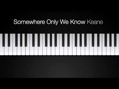 How to play Somewhere Only We Know Part 1 Intro