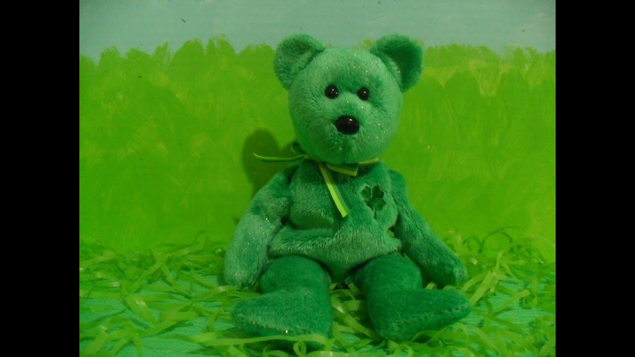 31f301707c9 Ty Beanie Baby DUBLIN (2002) - YouTube