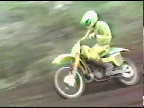 Rick Johnson 1984 Carlsbad 500 MX Grand Prix