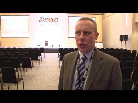 Snackex 2015 - Interview with David Jago, Mintel