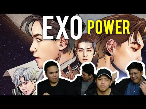 """EXO """"POWER"""" (and SWEET LIES) MV + LIVE Reaction"""