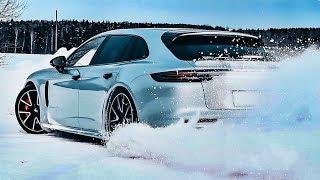 На Что Ты Способна?! Проверяем Porsche На Стойкость Или Ралли На Panamera Turbo! Обзор И Тест-Драйв.